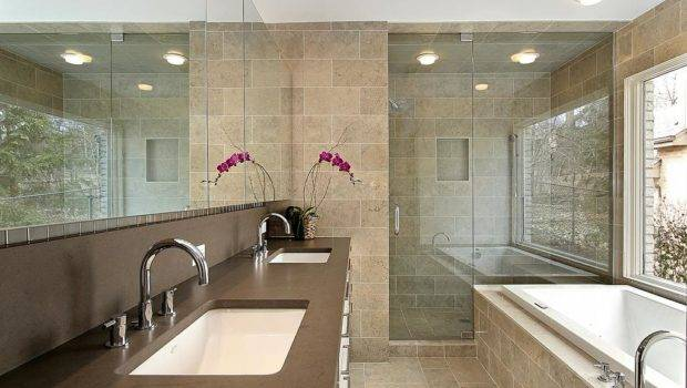 Modern Master Bathroom Ideas Small Remodeling Tips