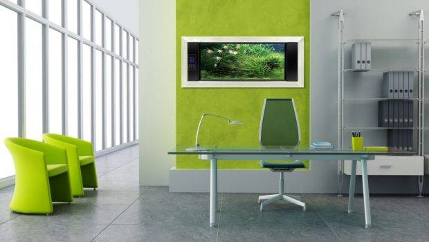 Modern Office Decor Interior Design