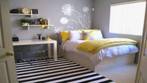 Modern Paint Colors Small Bedrooms Unique Attractive