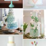 Modern Pastel Wedding Cakes Best Day Ever Creative Events