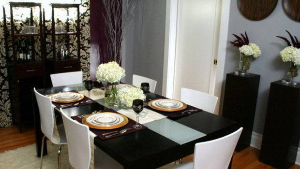 Modern Photography New Ideas Dining Table Decorating