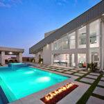 Modern Pool Landscape Design