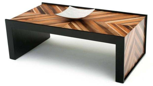 Modern Reclaimed Wood Coffee Table Unique Tables