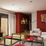 Modern Red Dining Room Design Ideas Home Furniture