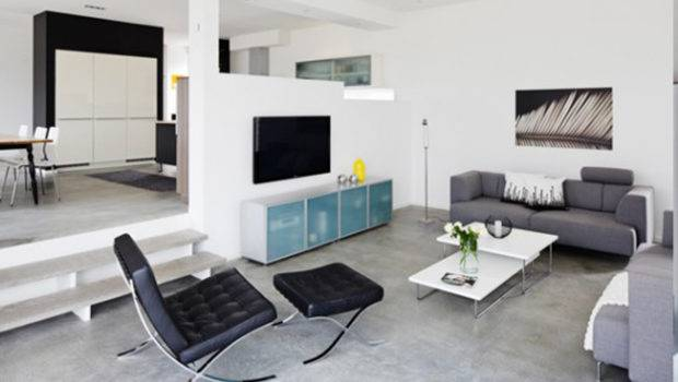 Modern Small Apartment Designs One Total