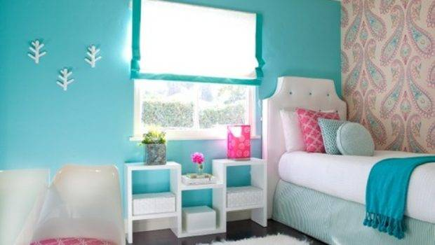 Modern Stylish Teen Girl Bedroom Ideas