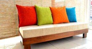 Modern Teak Wooden Sofa Wood Designs