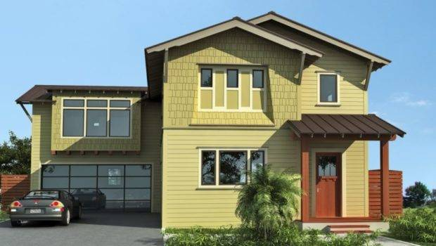 Modern Touch Inside Room Design Trendy Exterior Paint Colors House
