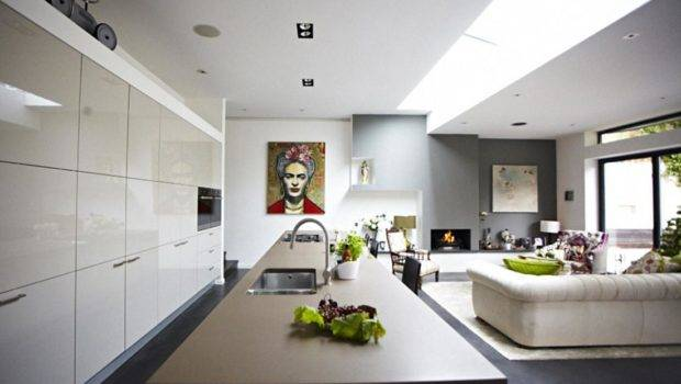 Modern Victorian Home Living Space House London