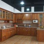 Modern Wood Kitchen Cabinets Ideas Interior Design Style