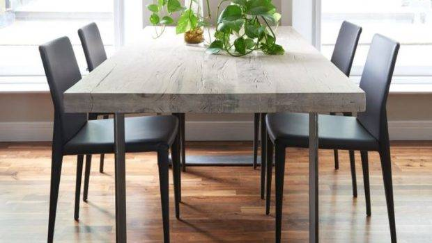 Modern Wooden Dining Tables Home Design
