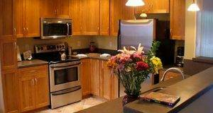 Modern Wooden Kitchen Cabinets Designs Furniture