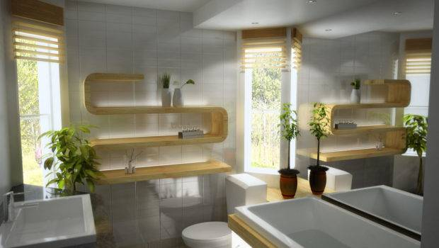 Modern Zen Bathrooms Home Design