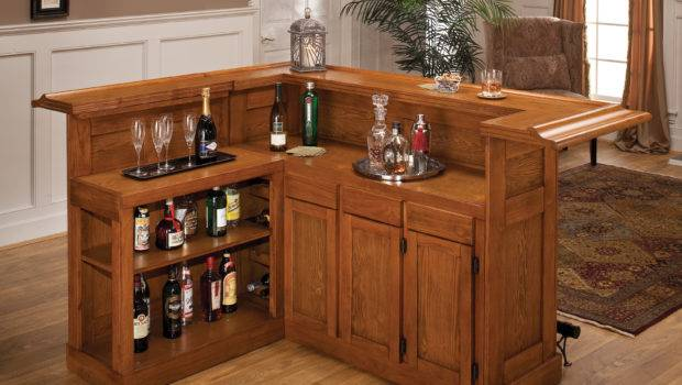 Modest Home Bar Furniture Ideas Sets
