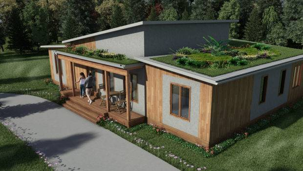 Modular Homes Benefit Environment Green Terra