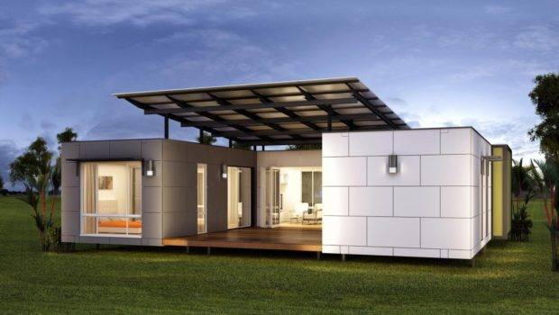 Modular Homes Steel Built Cost Build New Home