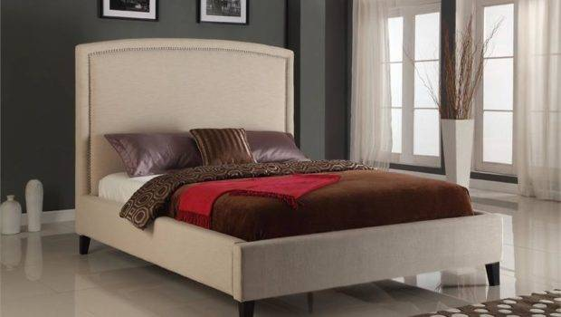 Modus Furniture Luna Low Profile Bed