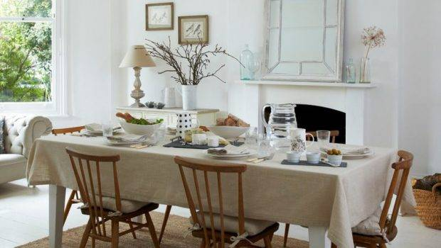 Monochromatic Dining Room Home Decorating Trends Homedit