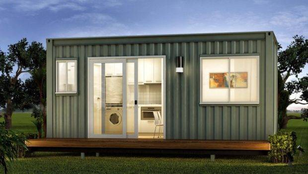 More Container House Design Ideas Living