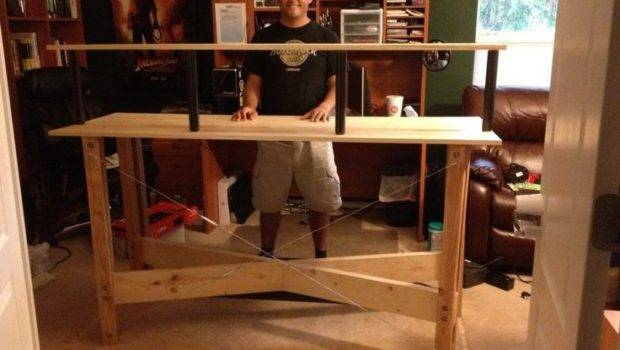 More Diy Approach Standing Desk