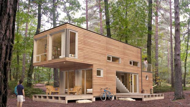More Info Container Based Meka Modular Luxury Housing
