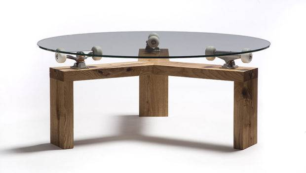 More Skate Furniture Three Sixty Table