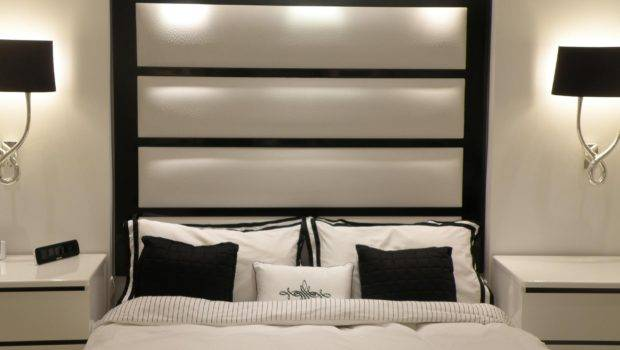 Mortimer Headboard Luxury Furniture Headboards