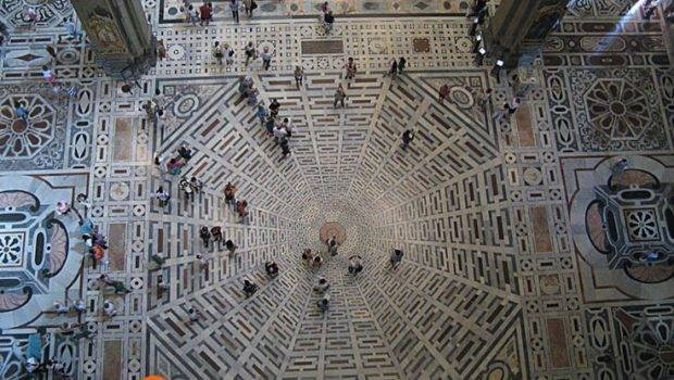 Mosaic Floors Cathedral Medieval Tile Pinterest