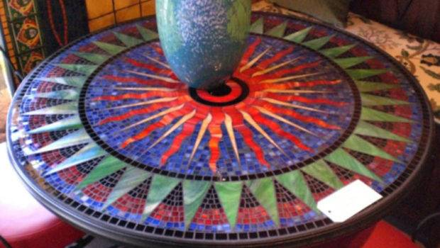 Mosaic Patterns Table