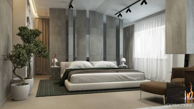 Moscow House Uses Texture Create Interest