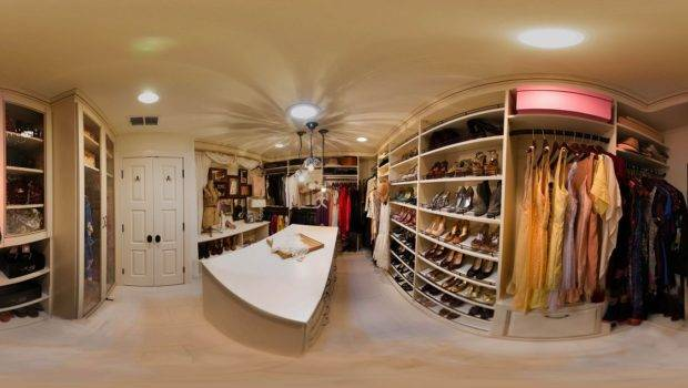 Most Amazing House Incredible Closets