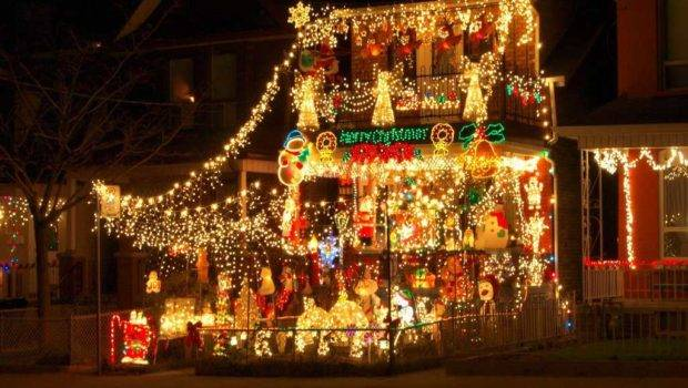Most Blinding Christmas Decorations Internet Business