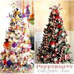 Most Colorful Sweet Christmas Trees Decorations Have