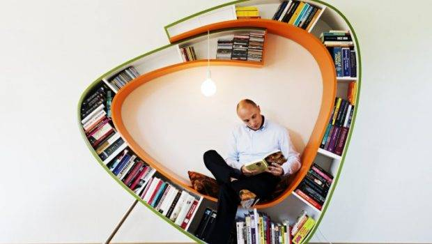 Most Creative Bookshelves Ever Offtheclothboff