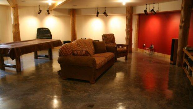 Most People Basement Renovation Means Turning Their Basements Into