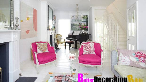 Mostly White Which Gave Decorator Opportunity Experiment