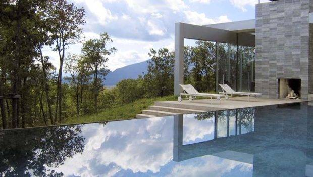 Mountain Home Infinity Pool Queenstown Pinterest