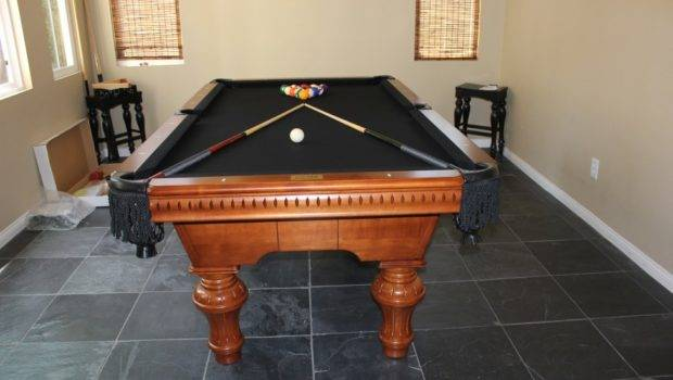 Much Space Enough Billiards Service Showroom