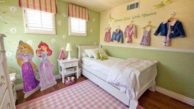 Multifunctional Little Girl Room Small Space Kids