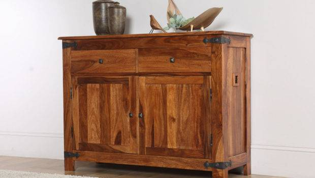 Mumbai Sheesham Sideboard Only Furniture Choice