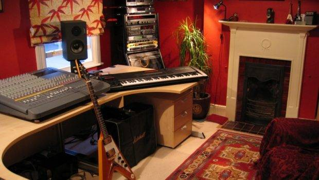Music Studios Room Records Home