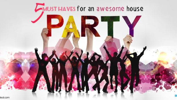 Must Haves Awesome House Party Snapdeal Blog