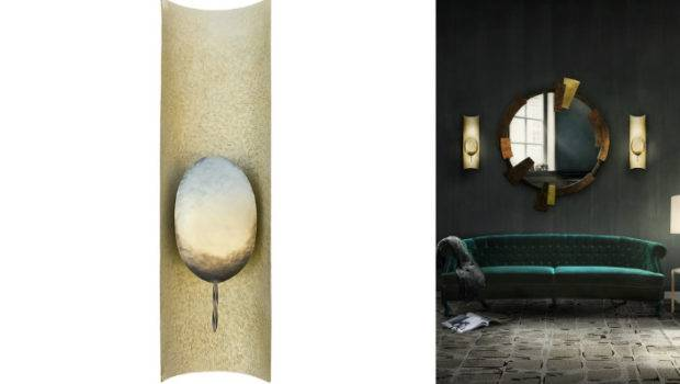 Must Haves Your Home Brass Wall Lamp