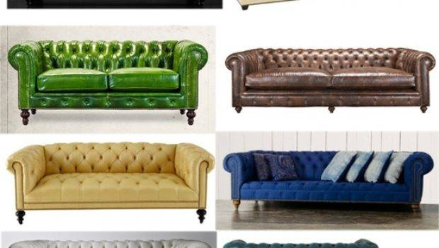 Names Sofas Types Couches Explained