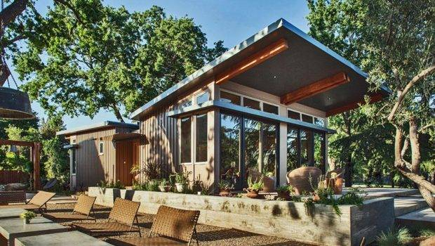 Napa Valley Home Featured Dwell Publication