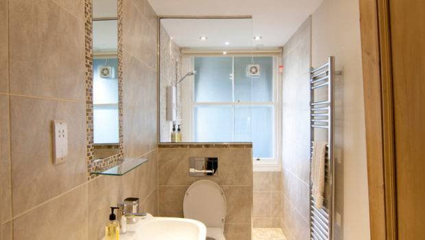 Narrow Bathroom Designs Decorating Ideas Design