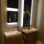 Narrow Bathroom Mirrors Cool Inspirational India