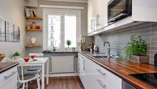 Narrow Kitchen Island White Long Design