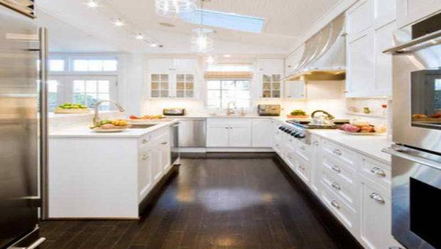 Narrow Kitchen Layout Best Room