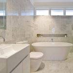 Natural Stone Able Turn Your Bathroom Into Decorated Warm